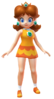 Princess daisy s outfits by daisy9forever-