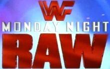 Raw '93 logo
