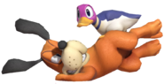 0.8.Duck Hunt Dog Dropkicking