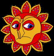 Angry Sun Poker