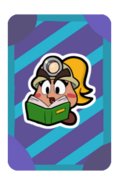 Goombella Partner Card