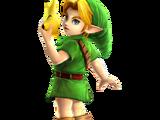 Young Link (Super Smash Bros. Zenith)