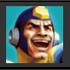 JSSB Character icon - Bad Box Art Mega Man