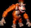 Manky Kong - Donkey Kong Country