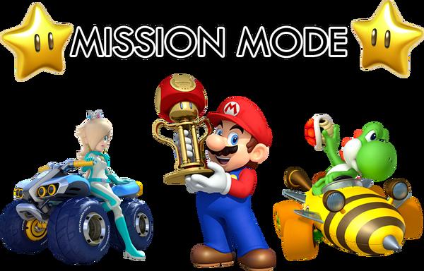 Mission Mode SR