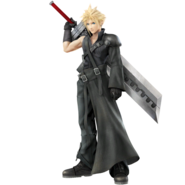 SSB4 Cloud Advent Children