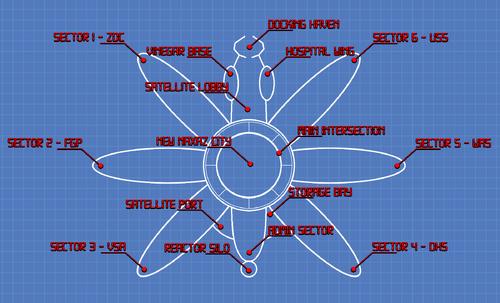Satellite 15 map