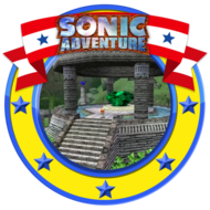 Sonic Championship - Master Emerald Altar