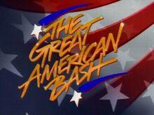 Wcw the great american bash '96