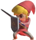 2.Red Toon Link 2
