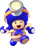 ACL - SSBSwitch recolour - Toad 10