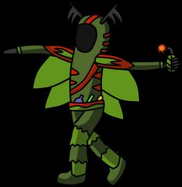 Hexabomb DD2
