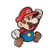 High Quality Paper Mario