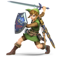 Link SSBUltimate (Tunic)