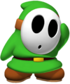 MTOCG Green Shy Guy