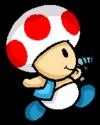 Quick-Shot Toad