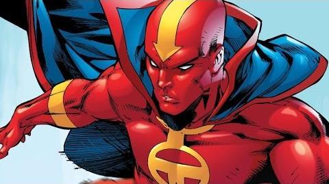 Superhero Origins Red Tornado