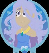 Violette Portrait
