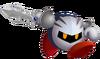 3D Dark Meta Knight