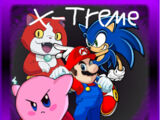 X-treme boss Fighters:Quest to stop all villains