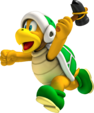 Hammer Bro. - New Super Koopa Bros