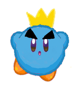 Kirby All Star Prince Fluff