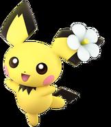 Pichu FlowerAlt Ultimate