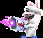 SB2 Rabbid Mario recolor 9