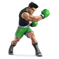 SSB4 Little Mac