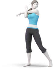 WiiFitTrainer SSBUltimate