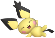 3.4.Spiky Eared Pichu laying down