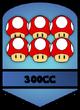 300cc MKG