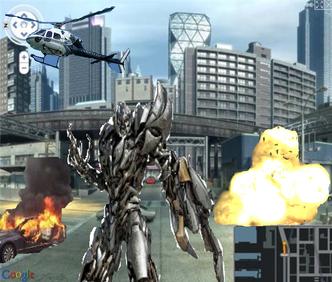 GTA Megatron