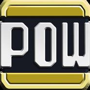 Gold POW Block