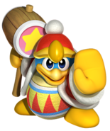 King Dedede Amiibo