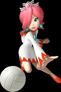 Mariosports white mage