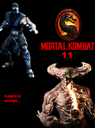 Mortal Kombat 11 promo pic