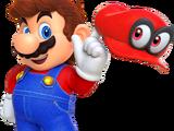 Mario X Sonic: Cross Generation of Heroes