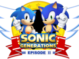 Sonic Generations: Episode II