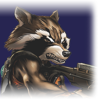 UmbEnd RocketRaccoon