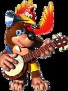 Banjo and Kazooie (Banjo-Kazooie)