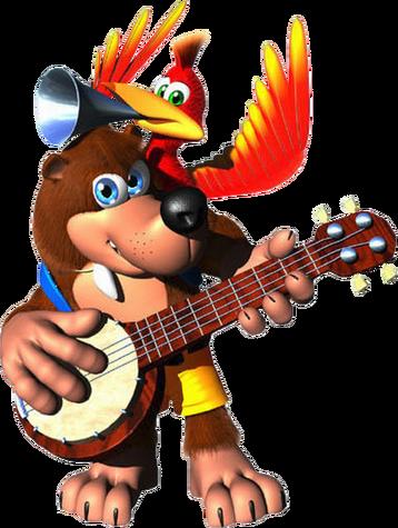 File:Banjo and Kazooie (Banjo-Kazooie).png