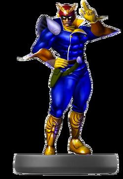 CaptainFalconAmiibo
