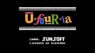 Hebe in the Parallel Area - Ufouria The Saga OST
