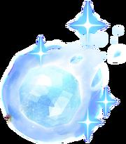 Ice Ball Artwork - New Super Mario Bros. U