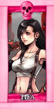MASSES Character Tifa