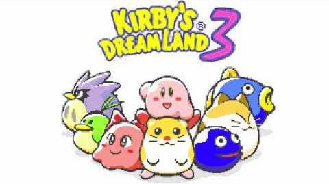 Mini-Game - Kirby's Dream Land 3