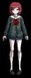 NDRV3 Himiko school uniform
