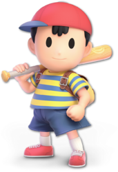 Average Super Smash Bros /Characters from Mother/Earthbound