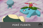 Poke Floats SSBA